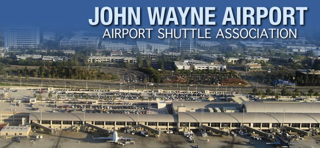 John Wayne Airport Shuttle Association - SNA - Disneyland Hotel